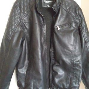 Bleau Grandeur Men Leather  Jacket